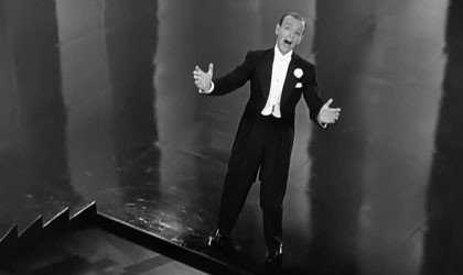 Fred Astaire i Swing Time